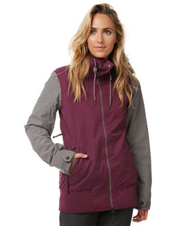 WINTER ORCHID SNOW OUTERWEAR VOLCOM JACKETS - H0651806WOC