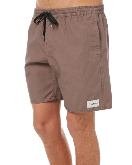 TAUPE MENS CLOTHING RHYTHM SHORTS - OCT17M-JM01-TAU