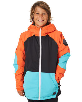 PUFFIN ORANGE BOARDSPORTS SNOW BILLABONG BOYS - L6JB01SPUFOR