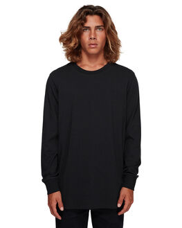 BLACK MENS CLOTHING BILLABONG TEES - BB-9591174-BLK