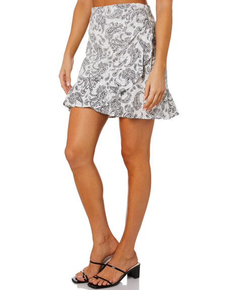 MULTI WOMENS CLOTHING MINKPINK SKIRTS - MP2008433MUL