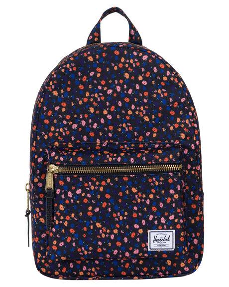 75866c8b6b0 Herschel Supply Co Grove X Small Backpack - Black Mini Floral ...