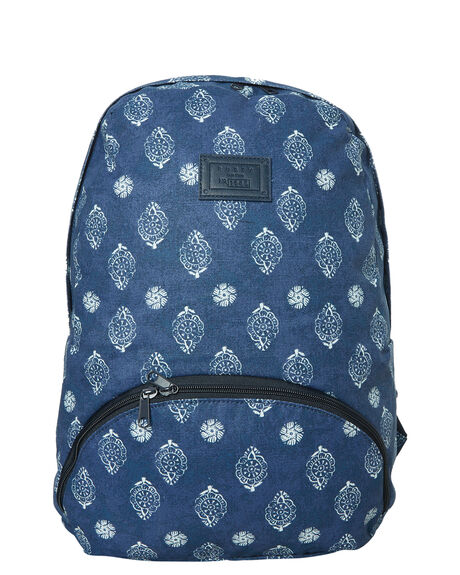 NAVY BLUE WOMENS ACCESSORIES RUSTY BAGS - BPL0408NVB