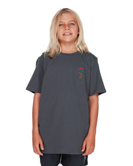 ASPHALT KIDS BOYS BILLABONG TOPS - BB-8582026-ASP