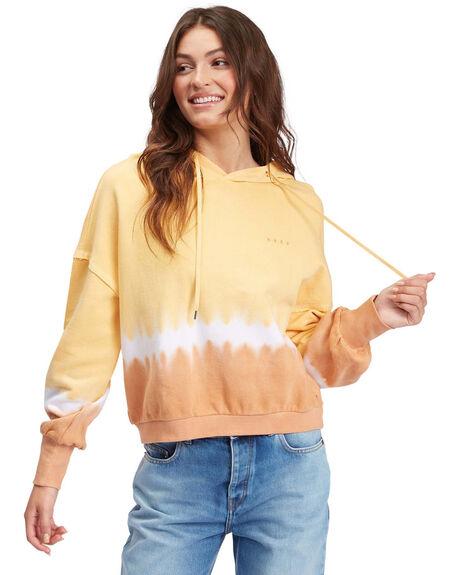 SUNBURST WOMENS CLOTHING ROXY HOODIES + SWEATS - ARJFT03898-NFL0
