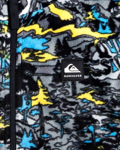 SULPHUR POP FOREST BOARDSPORTS SNOW QUIKSILVER KIDS - EQKFT03284-GJC1
