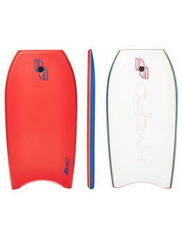 RED SURF BODYBOARDS HYDRO BOARDS - 36010RED