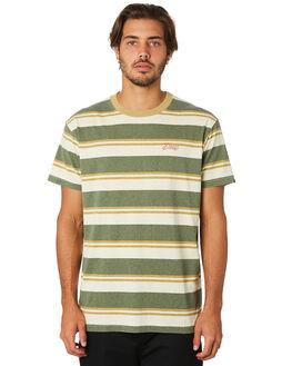 CLOVER COMBO MENS CLOTHING DEUS EX MACHINA TEES - DMA91837CLVR