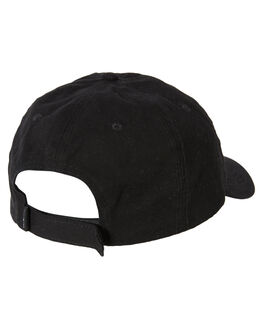 WASHED BLACK MENS ACCESSORIES DEPACTUS HEADWEAR - D52021614WSHBLK