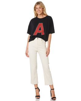REAL LOVE WOMENS CLOTHING A.BRAND JEANS - 71389-4284
