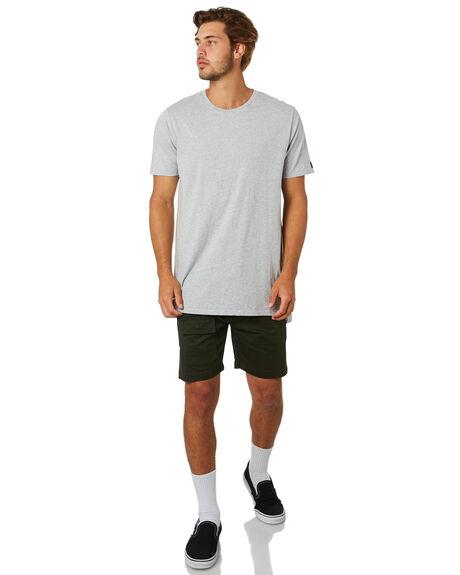 SILVER MARLE MENS CLOTHING ZANEROBE TEES - 103-CONSLVR