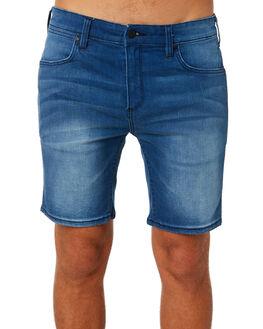 DARK TWIST MENS CLOTHING WRANGLER SHORTS - W-901230-EX9DTWST