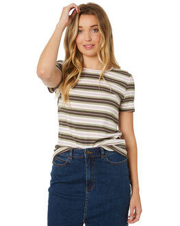 COOL WIP OUTLET WOMENS BILLABONG TEES - 6571131CWP