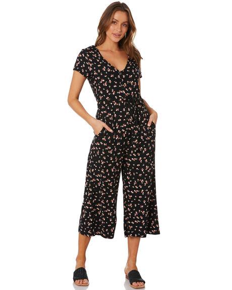 MULTI WOMENS CLOTHING VOLCOM PLAYSUITS + OVERALLS - B2832001_MTL