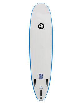 BLUE SURF SOFTBOARDS GNARALOO GSI BEGINNER - GN-SOFT-0800-BL