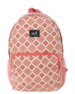 SUNSET PEACH WOMENS ACCESSORIES RUSTY BAGS + BACKPACKS - BPL0442STP