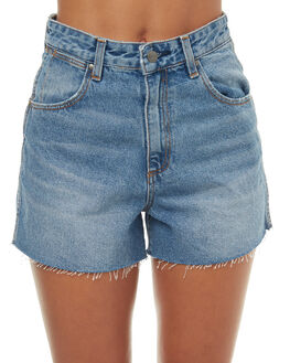 CANYON STONE WOMENS CLOTHING WRANGLER SHORTS - W-950952-EC2CST