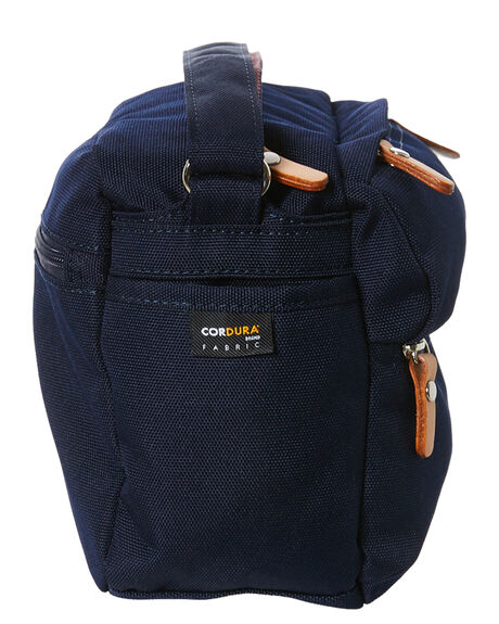 NAVY MENS ACCESSORIES HARVEST LABEL BAGS + BACKPACKS - HLO0953-NVY