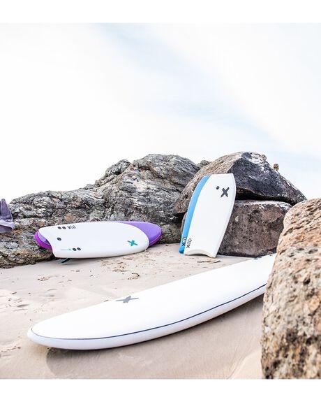 WHITE BOARDSPORTS SURF RANDOM X BODYBOARDS - 130324