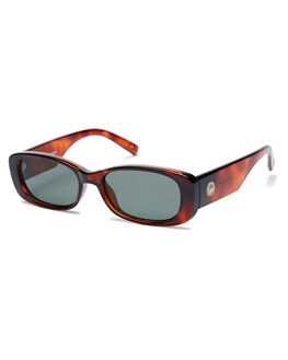 TOFFEE TORT WOMENS ACCESSORIES LE SPECS SUNGLASSES - LSP2002256TOF