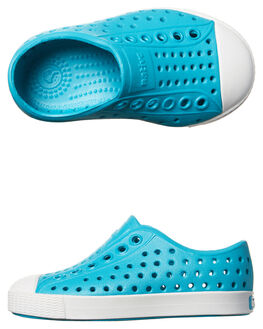 IRIS BLUE KIDS TODDLER BOYS NATIVE FOOTWEAR - 13100100-4515IRI