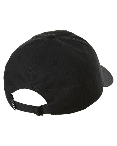BLACK MENS ACCESSORIES ADIDAS ORIGINALS HEADWEAR - BK7277BLK