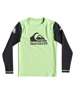 JADE LIME BOARDSPORTS SURF QUIKSILVER BOYS - EQKWR03053-GFT0