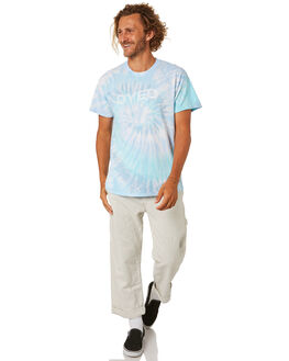 SUGAR CUBE MENS CLOTHING DYED TEES - DY19SCNFSGRCB