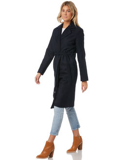 NAVY WOMENS CLOTHING THE FIFTH LABEL JACKETS - 40190436NVY
