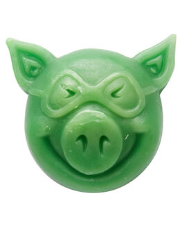 GREEN BOARDSPORTS SKATE PIG ACCESSORIES - 10943001-GREEN