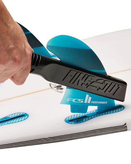 BLACK BOARDSPORTS SURF FINSOUT ACCESSORIES - FOUT-001-BLK