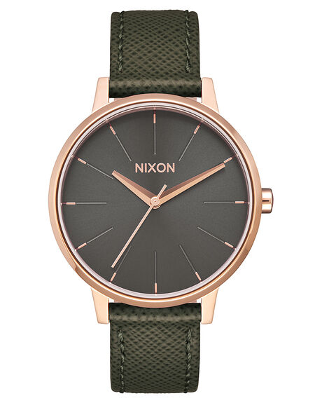 ROSE GOLD  GREEN WOMENS ACCESSORIES NIXON WATCHES - A1082283