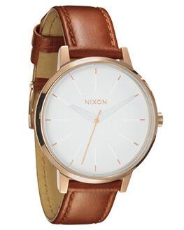 ROSE GOLD WHITE MENS ACCESSORIES NIXON WATCHES - A1081045RGW
