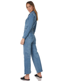 2d851f4ab051 ... BLUE HIGHS WOMENS CLOTHING WRANGLER PLAYSUITS + OVERALLS - W-951366-KL9