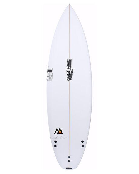 CLEAR SURF SURFBOARDS JS INDUSTRIES PERFORMANCE - JSMONSTA3CLR