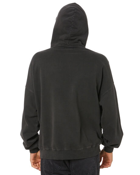 VINTAGE BLACK MENS CLOTHING THE PEOPLE VS JUMPERS - AW21M037VBLK