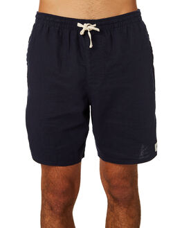 NAVY MENS CLOTHING RHYTHM SHORTS - APR19M-JM02-NAV