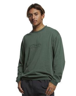 GARDEN TOPIARY MENS CLOTHING QUIKSILVER TEES - EQYKT03901-GRT0