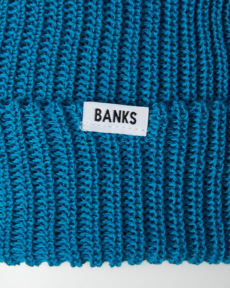 SLATE MENS ACCESSORIES BANKS HEADWEAR - BE0039SLT