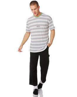 WHITE MENS CLOTHING MISFIT TEES - MT091102WHITE