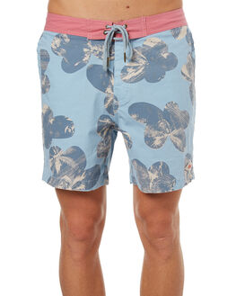 MULTI MENS CLOTHING DEUS EX MACHINA BOARDSHORTS - DMS72906MUL