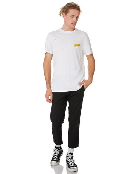 WHITE MENS CLOTHING WRANGLER TEES - 901628060