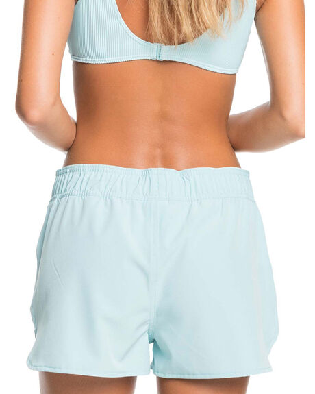 MOOD INDIGO HAPPY DA WOMENS CLOTHING ROXY SHORTS - ERJBS03165-BFL0