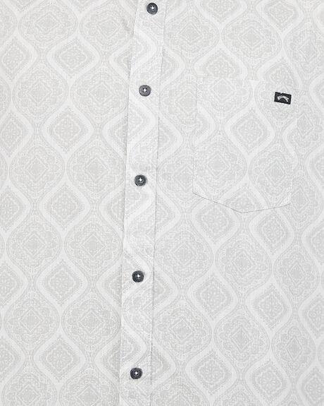 CREAM MENS CLOTHING BILLABONG SHIRTS - BB-9504202-CRM