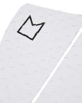 WHITENESS BOARDSPORTS SURF MODOM TAILPADS - 2020TRCS2WHT