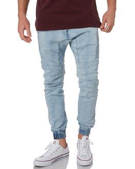 BLONDE WASH MENS CLOTHING ZANEROBE PANTS - 701-PREIBLOWS