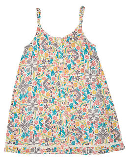 FLOWER POWER KIDS TODDLER GIRLS ROXY DRESSES - ERLWD03027WBT6