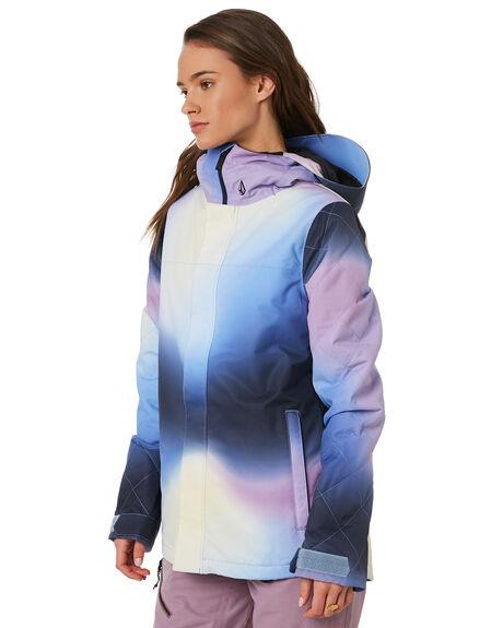 AURORA PRINT BOARDSPORTS SNOW VOLCOM WOMENS - H0452013WHT