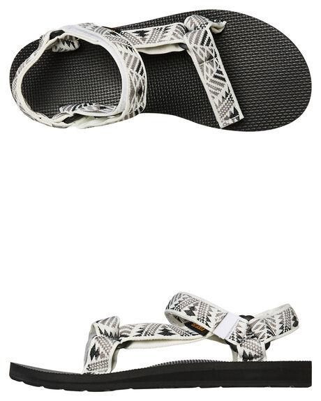c0216fa91 Teva Womens Original Universal Sandal - Boomerang White Grey ...