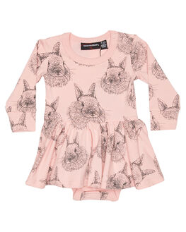PRINT KIDS BABY ROCK YOUR BABY CLOTHING - BGD1835-NBPRNT